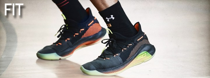 0add74548237 Under Armour Curry 6 Performance Review - WearTesters