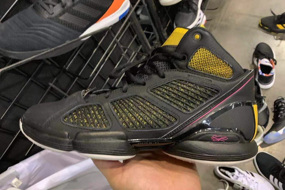 pretty nice 3900d baaa3 A New adidas D Rose 1.5 Retro Colorway Leaks Ahead of 2019 F