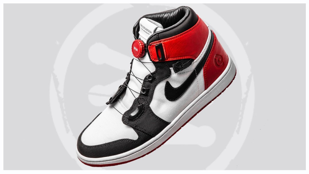 0e18ce4916a Discommon & Shoe Surgeon Re-Engineered the Air Jordan 1 with a Boa ...