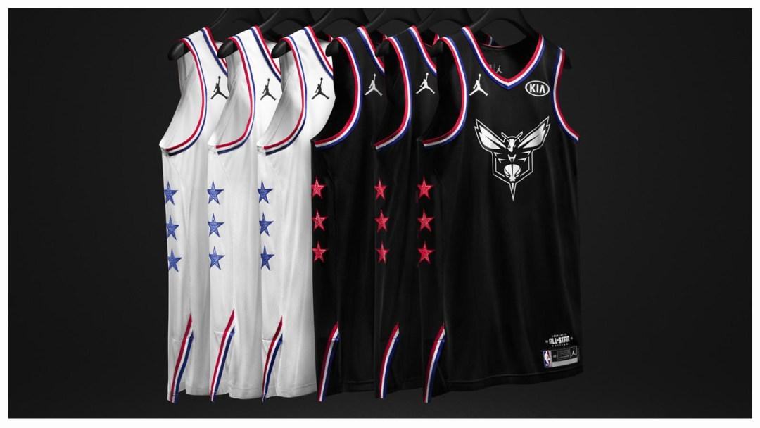 a5fc2fed3 Jordan Brand Officially Unveils Jerseys for the 2019 NBA All-Star ...