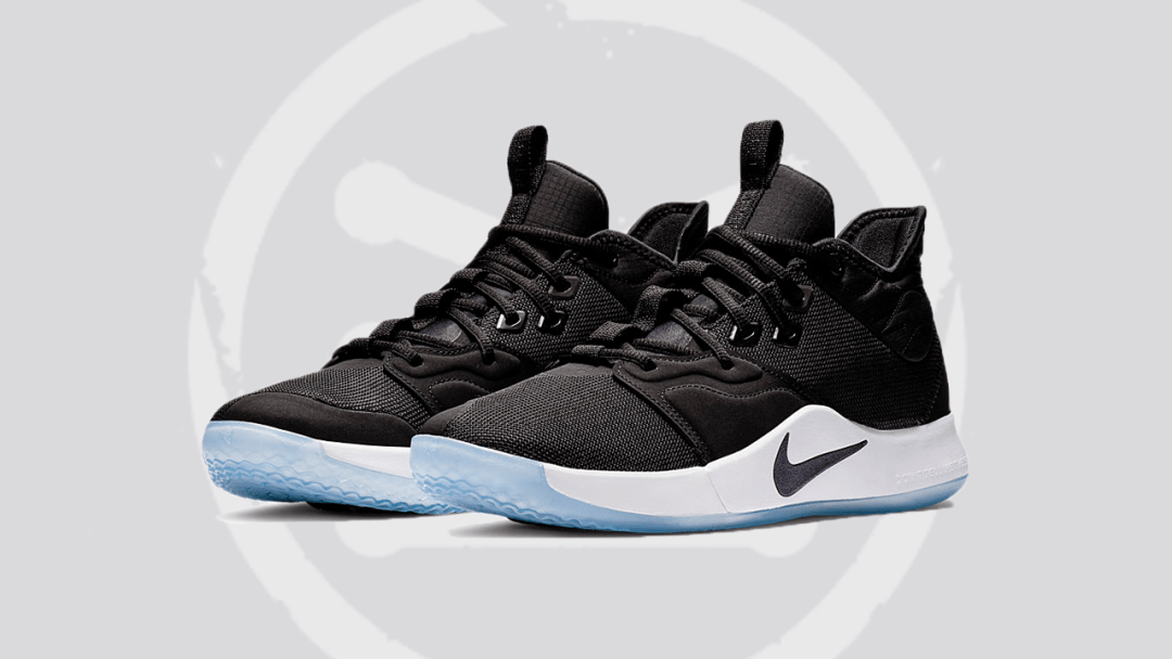 Nike PG3 Black - White Featured Image