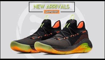 new arrivals 1d8f2 51857 Under Armour Officially Unveils the Curry 6 with the 'Fox ...