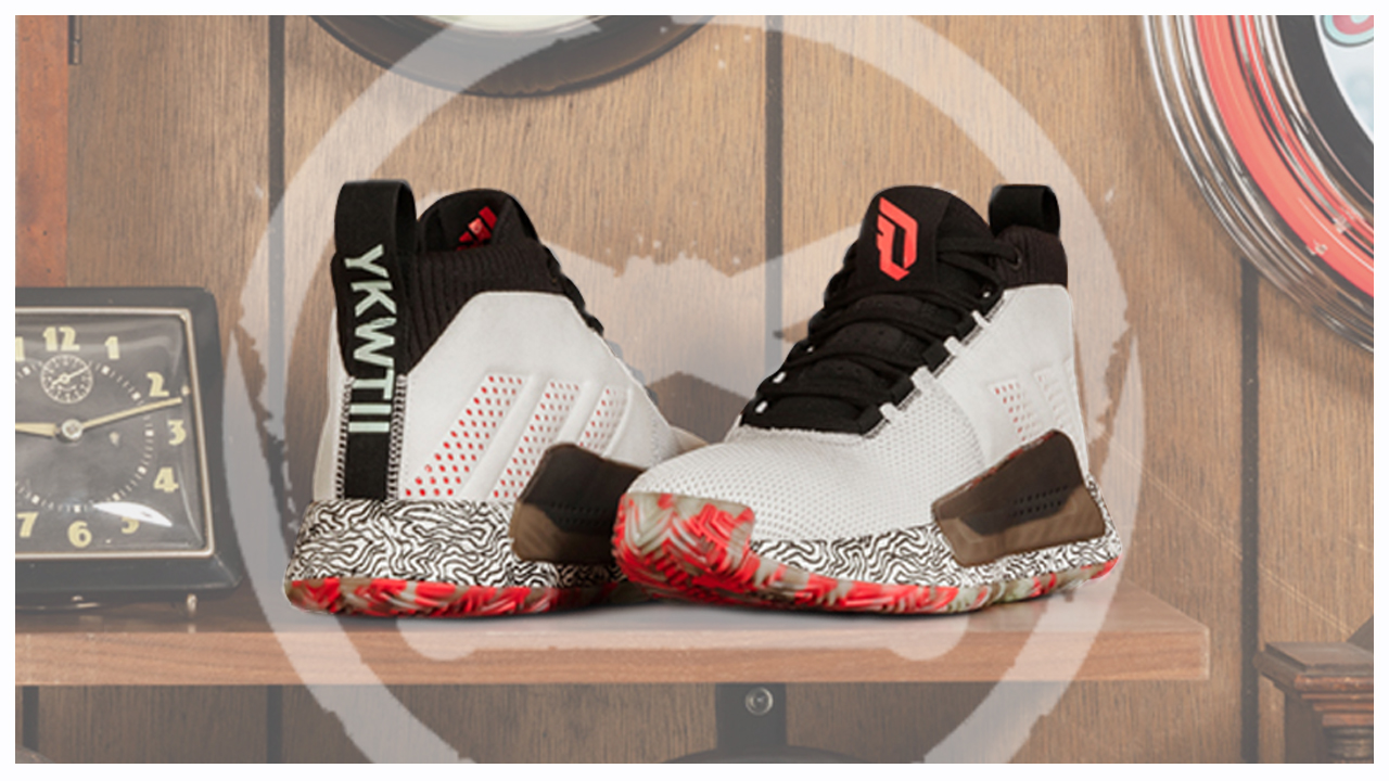 new product c9ad3 6d71c damian lillard Archives - WearTesters