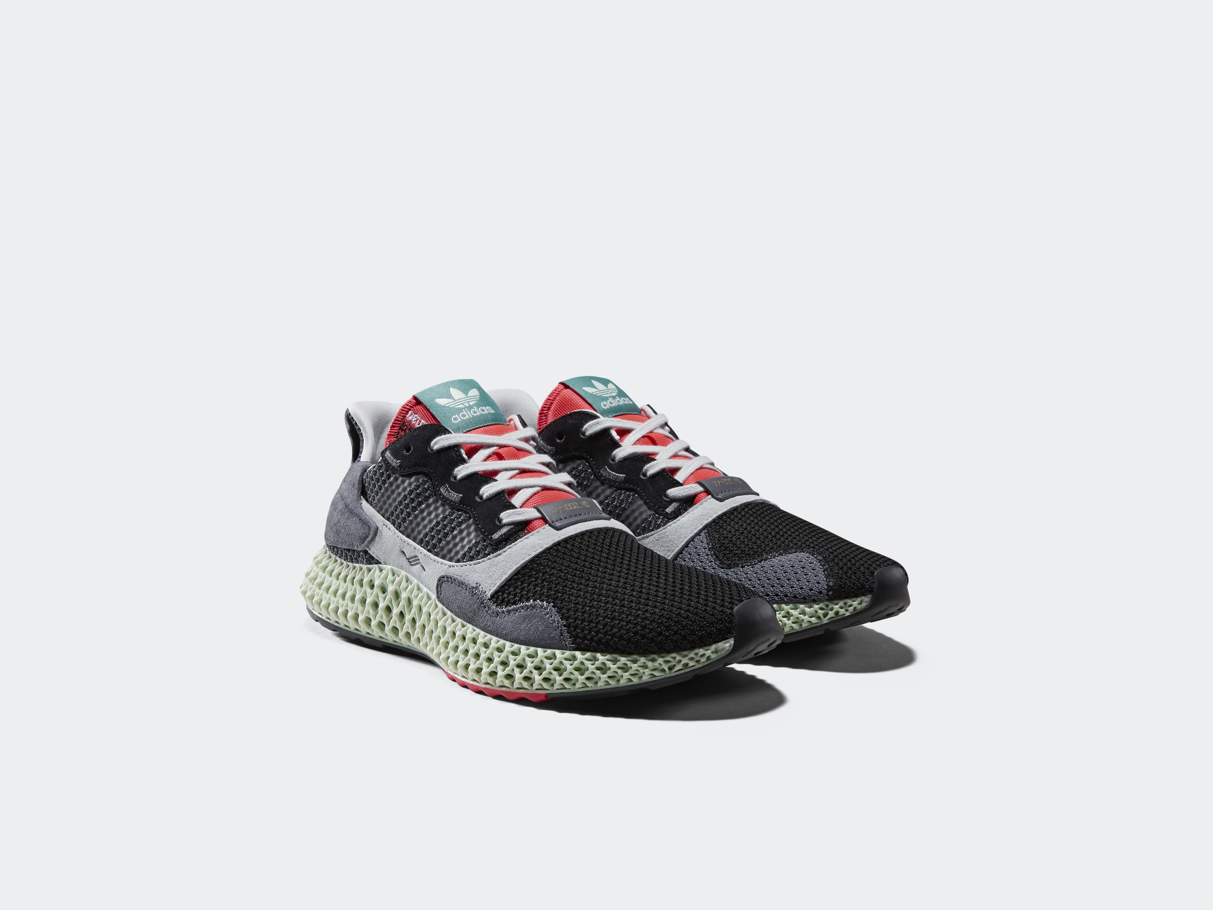 23ac59ade41c9 Adidas ZX 4000 4D-2 - WearTesters