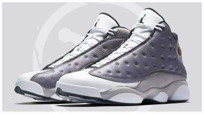 14147378bfa An Official Look at the Air Jordan 13  Atmosphere Grey