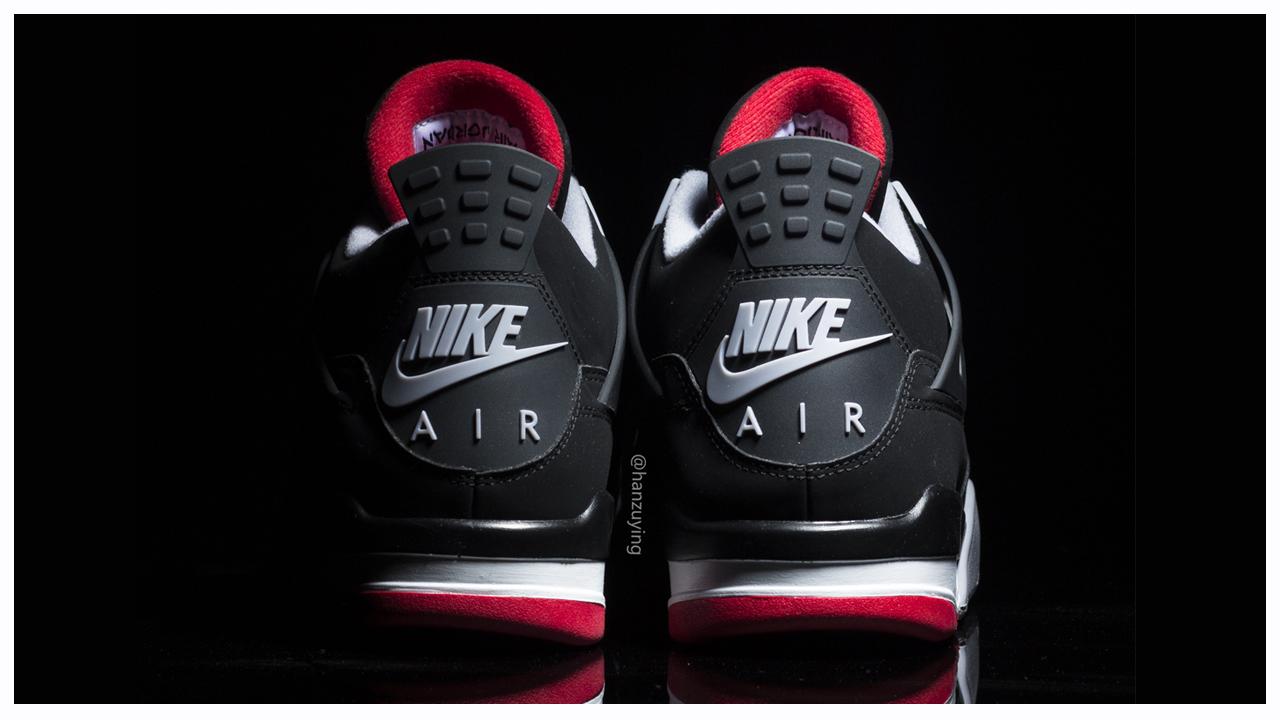 8fcc4e2481c Feb7. Buy 1 Free 1 Mens Air Jordan Alpha 1 Black Red shoes J970604. Nike  Air Jordan 4 Retro ...