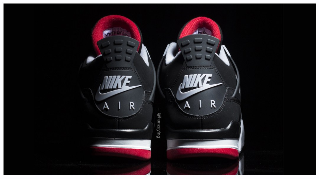info for be50d 2f4d3 A Detailed Look at the Air Jordan 4 Retro OG Black Cement for 2019 ...