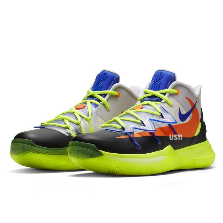 NIKE KYRIE 5 'ALL STAR' MULTI COLOR:MULTI COLOR