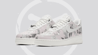 purchase cheap 11043 05ee5 A Floral Nike Air Force 1 LXX for Women is Coming