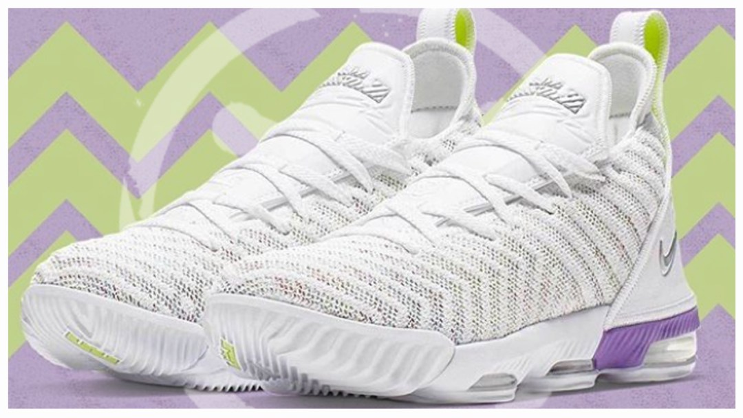 1187952b92deb The Nike LeBron 16 'Buzz Lightyear' Releases Tomorrow - WearTesters