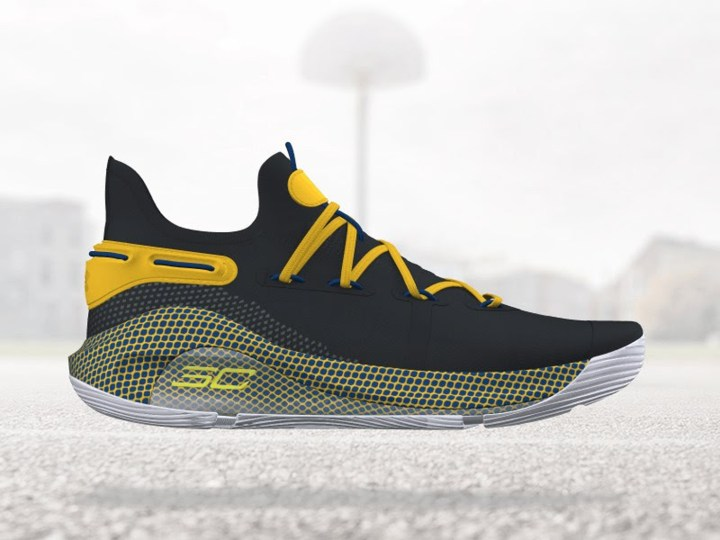 78cc1f44d081 The Under Armour Curry 6 is Now Available for Customization ...