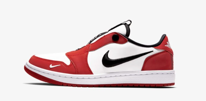 7bf776040cc The Women s Air Jordan 1 Low Slip  Chicago  is scheduled to release on  March 1 for  100.