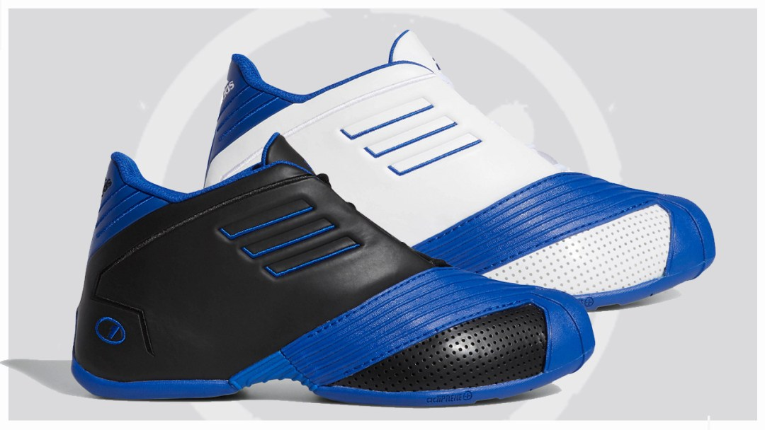 47596b1fd75a The adidas TMac 1 Retro Returns in Home and Away Flavors - WearTesters