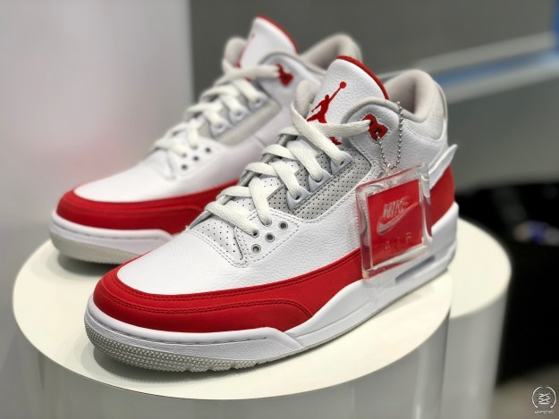 b1dd1def80bbf5 Get Up Close and Personal with the Air Jordan 3  Tinker  Air Max Day ...
