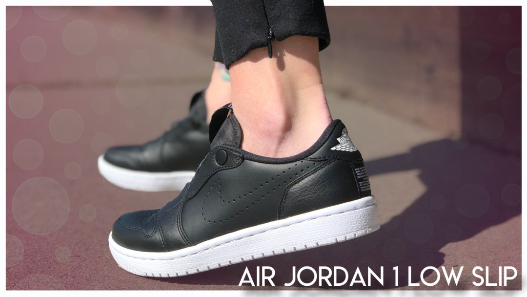 promo code 30a0b 2e2f1 Air Jordan 1 Low Slip   Detailed Look and Review - WearTesters