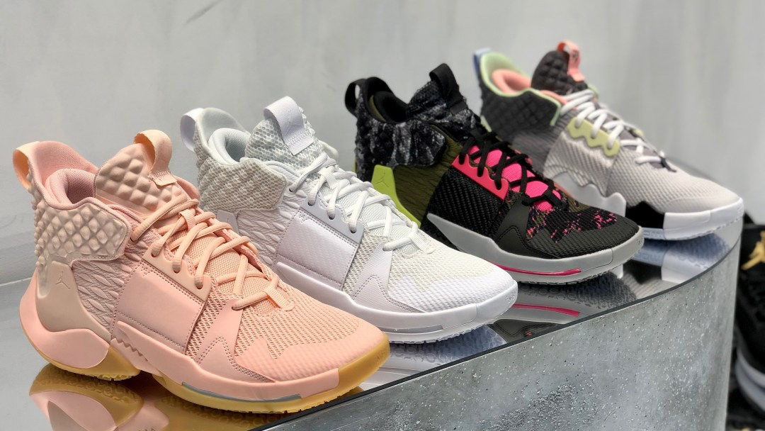 los angeles ecbbf b01b1 The Future is Bright for the Jordan Why Not Zer0.2 - WearTesters