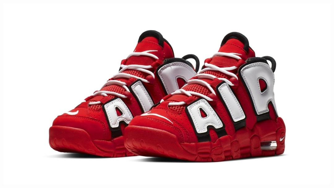 410b55b6f5d8 The Nike Air More Uptempo Returns in a Kid s Exclusive Colorway in ...
