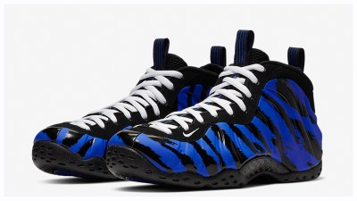 6edaa13d9a7 An Official Look at the Nike Air Foamposite One  Memphis Tigers