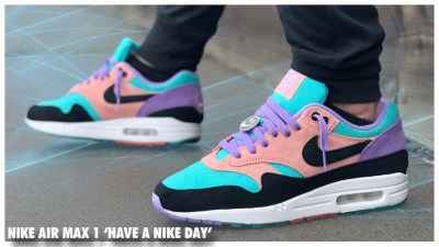 366294bc66 Nike Air Max 1 'Have a Nike Day' | Detailed Look and Review