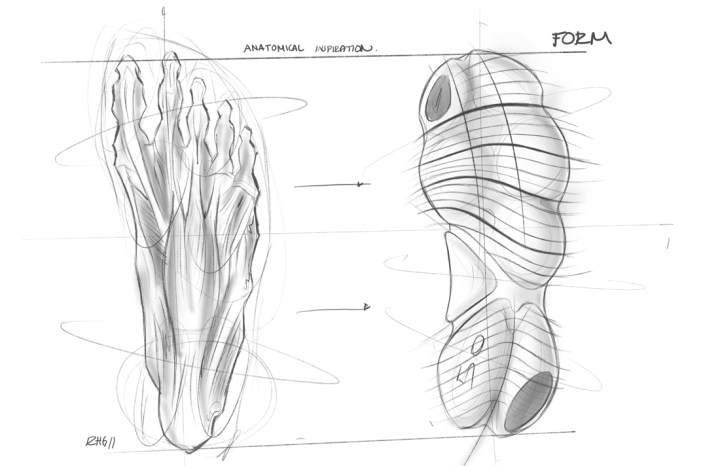 12e20e6b2933f ... Free RN 5.0. Nike s research on barefoot running first began in 1989  but development didn t start until the early 2000s.