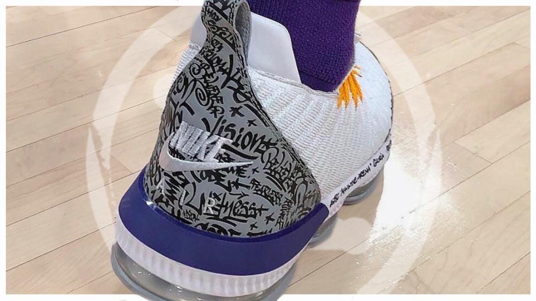 LeBron Pays Homage To Michael Jordan With Air Jordan 3-Inspired Nike ... 933e484ed