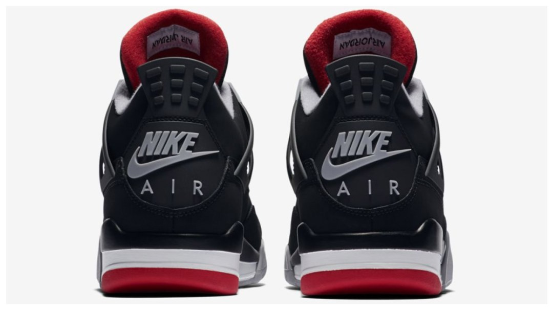 ce4884f97fb5b An Official Look at the Nike Air Jordan 4 in Black Cement for 2019 ...