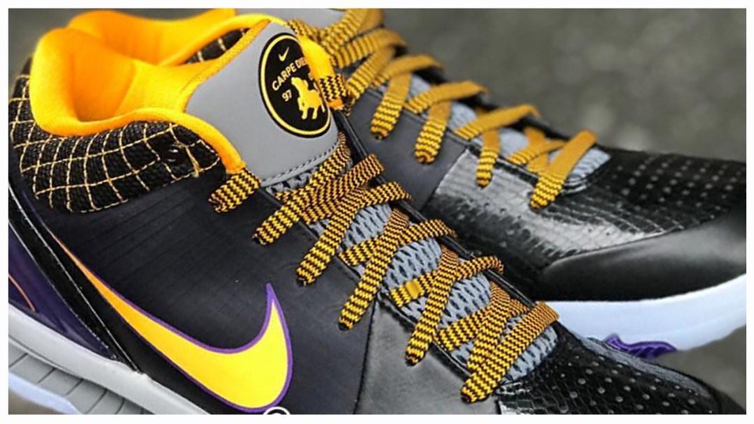 8e7e2854fd97 A First Look at the Nike Kobe 4 Protro  Carpe Diem  - WearTesters