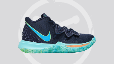 Nike Kyrie 5 Blue Green featured image
