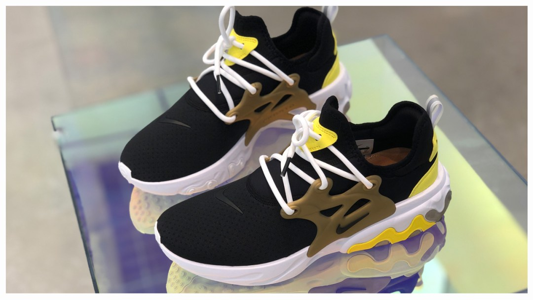 abbf3f33a19cf The Nike Presto React Prepares for Summer Launch - WearTesters
