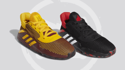 on sale 3cd18 0cdfa Two College-themed Colorways of the adidas Pro Bounce Low 2019 Are Spotted