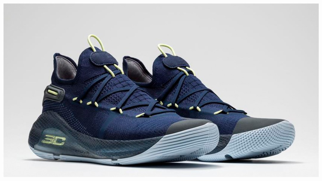 8ea00445d841 Stephen Curry and Under Armour Debut the Curry 6  International ...