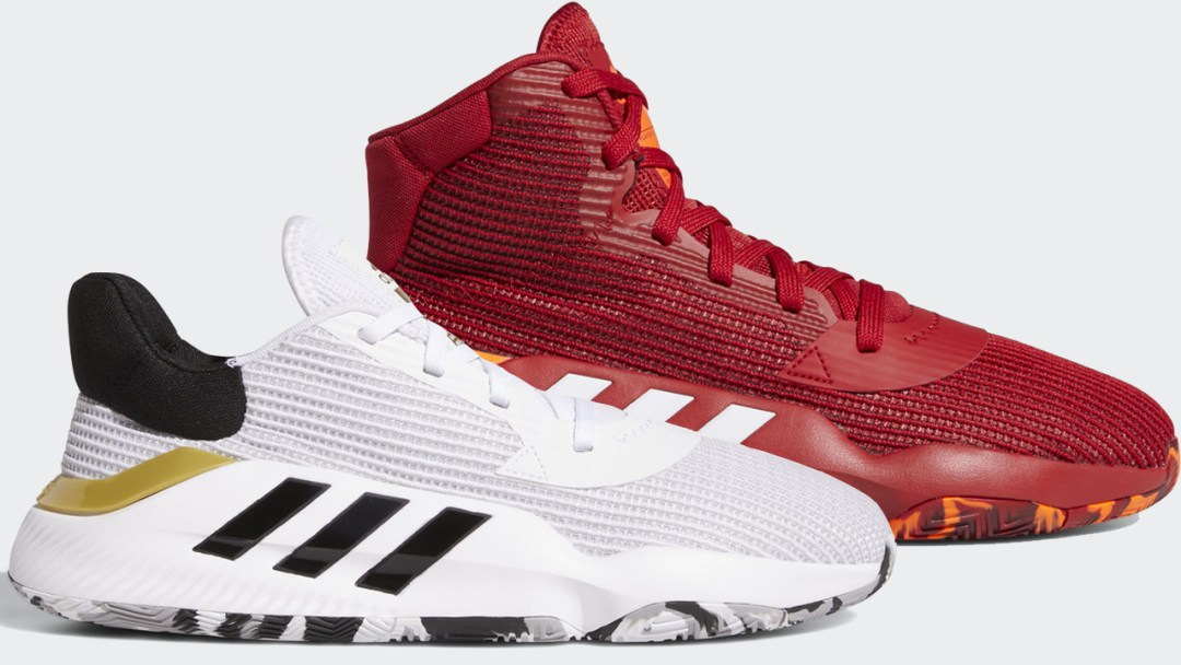 eb9f8ce359cd A First Look at the adidas Pro Bounce 2019 - WearTesters