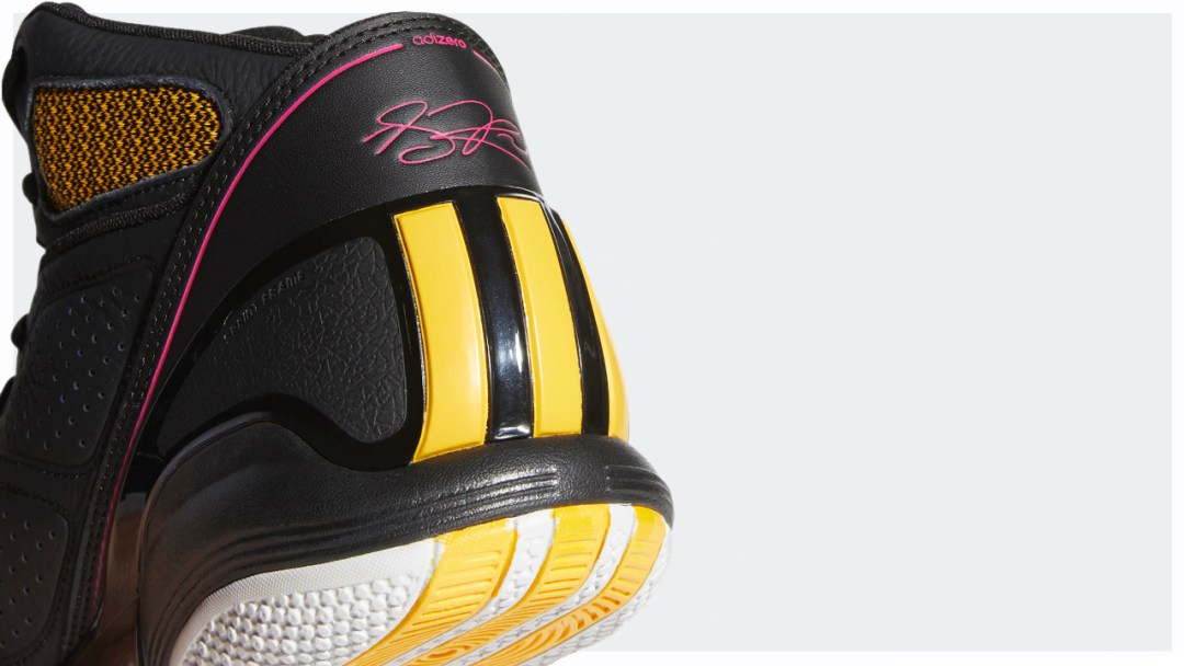 wholesale dealer baa52 50f86 The adidas D Rose 1.5 Retro to Come in  Black Yellow  - WearTesters