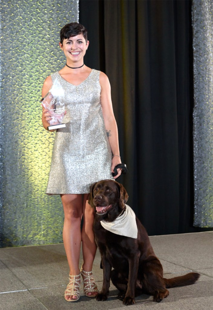 What It Feels Like To Have An Award Winning Dog Blog