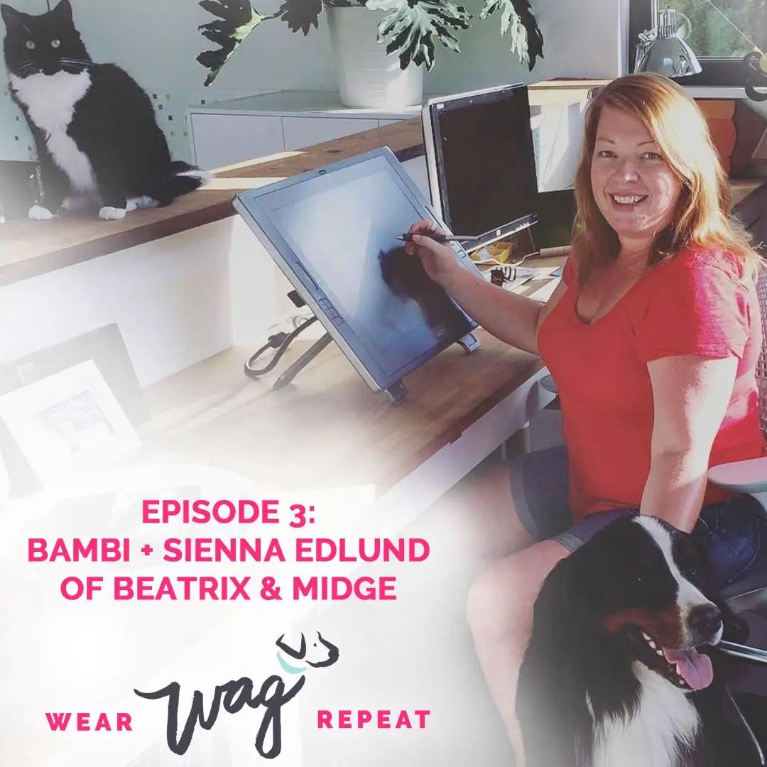 Bambi Edlund Beatrix & Midge Co