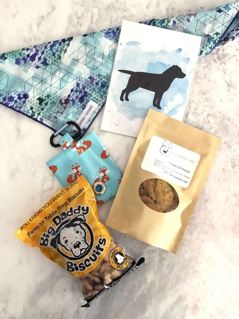 Subscription Box for Stylish Dog Mom