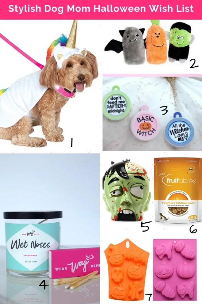 Stylish Dog Mom Halloween Wish List