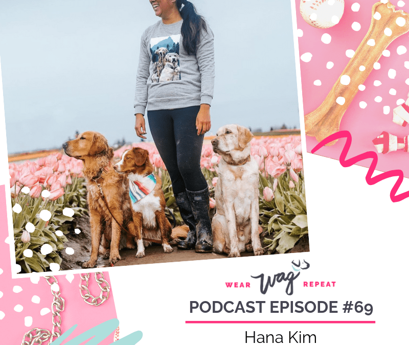 Podcast Episode 69: Instagram Growth Tips from a Top Dog Influencer with Hana Kim