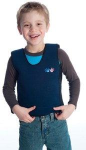 weighted vest autism