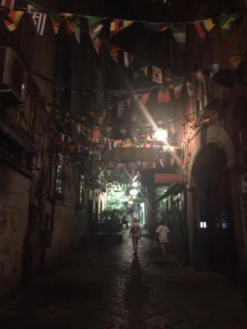 Night in Spanish Quarter