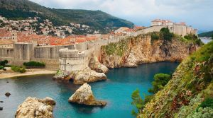 Featured image for blog post, scenic photo of Dubrovnik