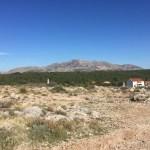 Desert plains up on Mount Srd