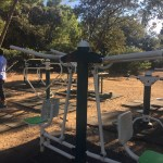 Outdoor Gym on Lokrum Island