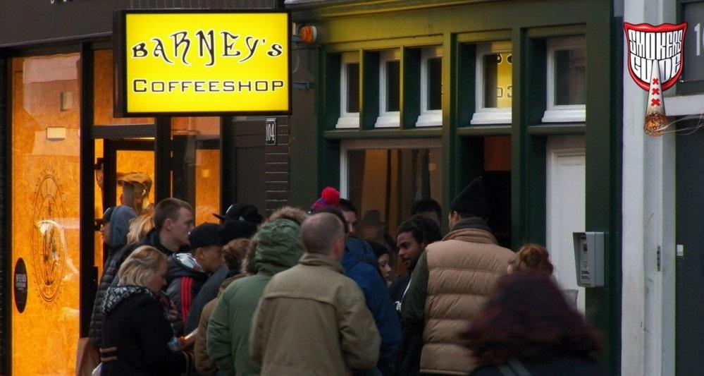 Top 5 Coffeeshops - Barney's