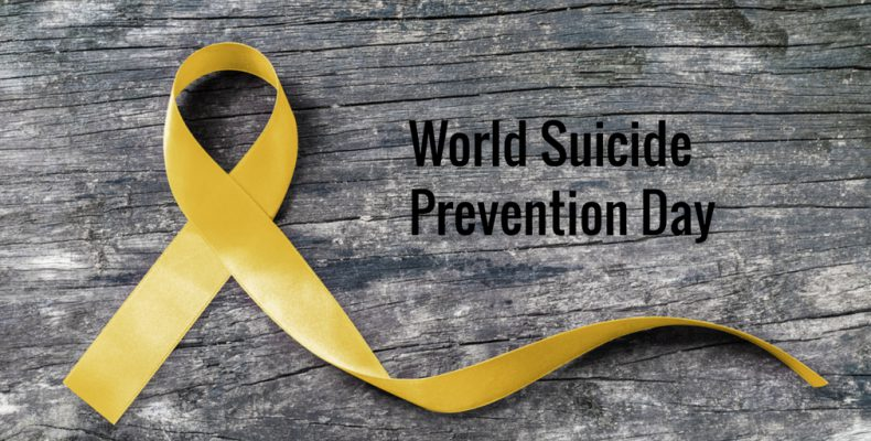 Suicide Prevention Day Header