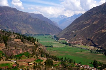 Sacred Valley, Peru