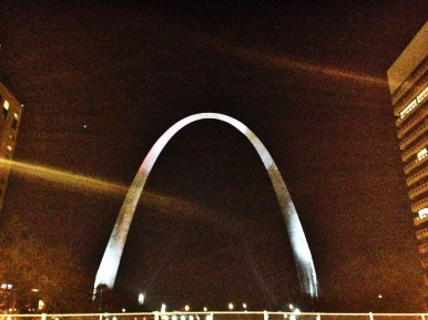 The Arch, St. Louis, Missouri