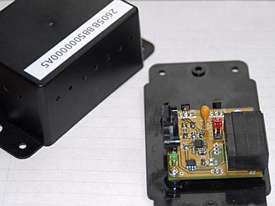 A recent mini-project has been to build a barometric pressure sensor.
