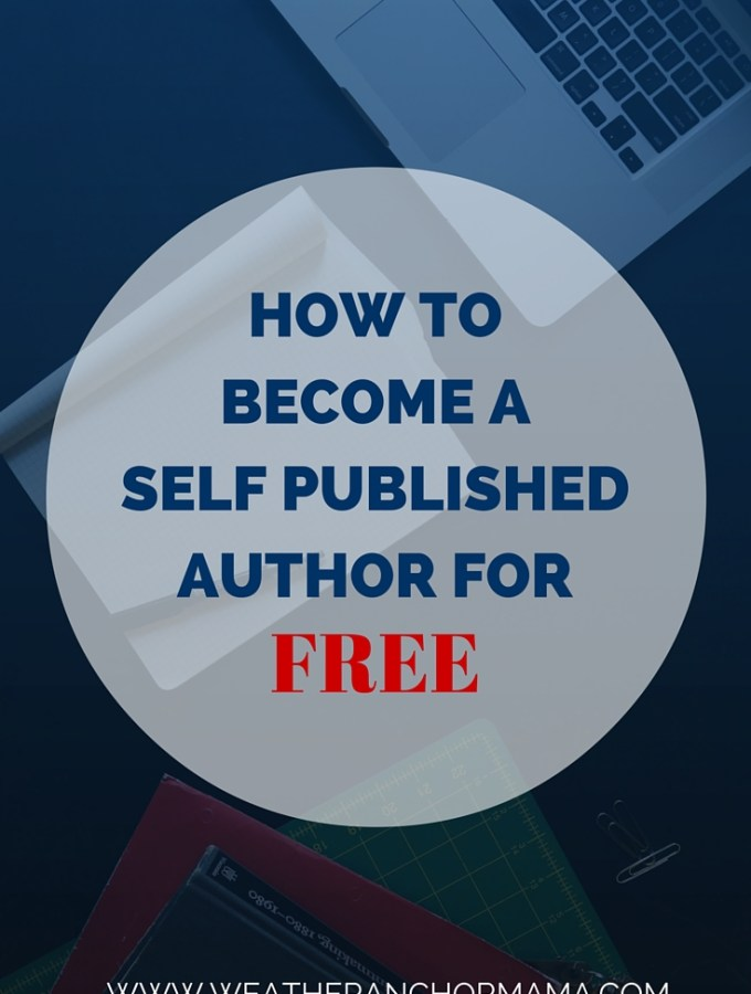HOW-TO-BECOME-A-SELF PUBLISHED-AUTHOR