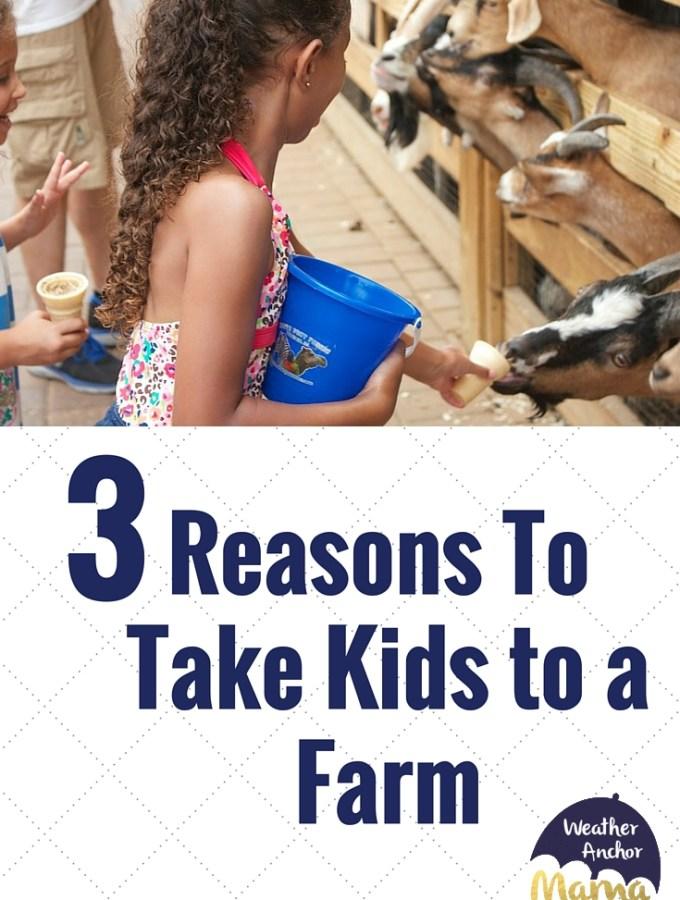 3 reasons to take kids to farm (1)
